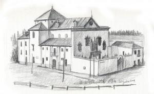 Antigua representación del museo